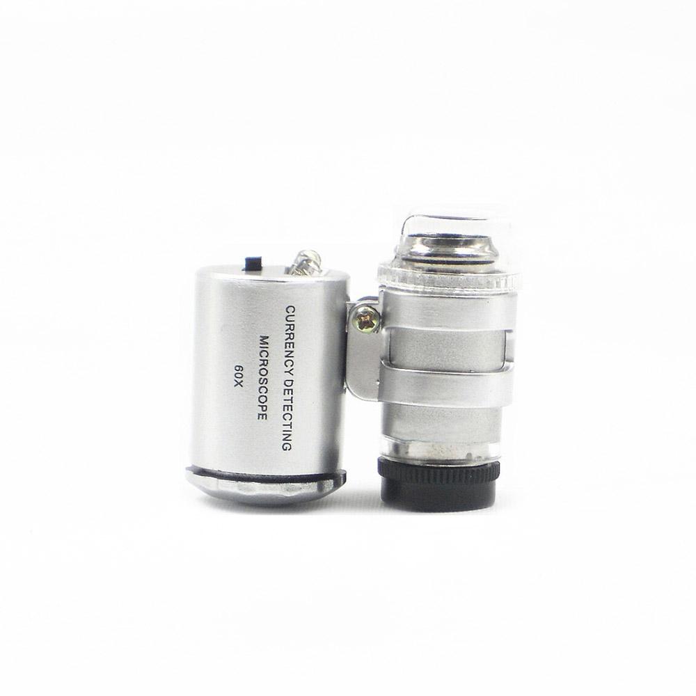 Mini mikroskop 60x förstoring