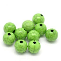23 stycken gröna pärlor 15kr