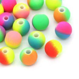 Flerfärgade pärlor