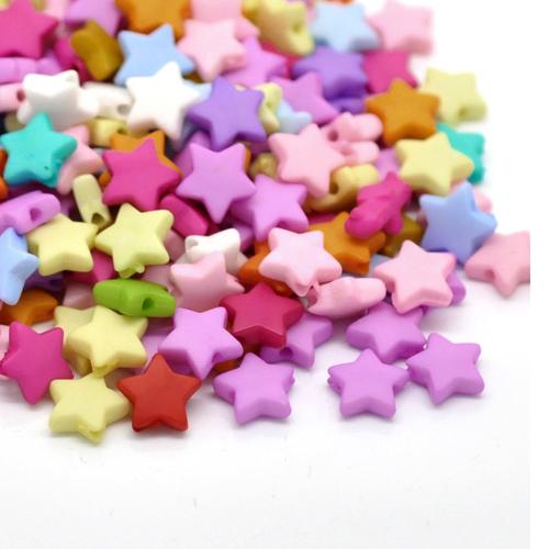 Stjärnformade pärlor