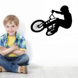 Väggdekor BMX cykel