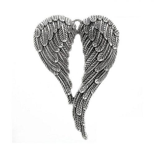 Berlock hjärta av vingar