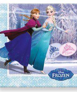 Frost servetter till kalaset - 20st