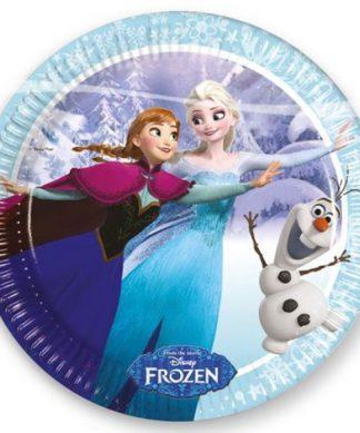 Frost Frozen Ice, Tallrikar 8-pack