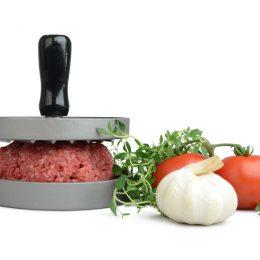 Hamburgerpress enkel