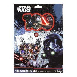 Star wars sticker set