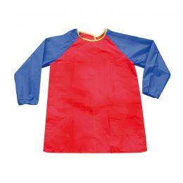 Förkläde barn med ärmar