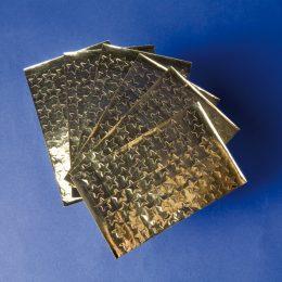 Guldstjärnor 288 stycken 13 mm