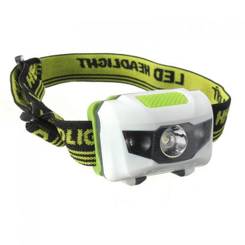 LED pannlampa med 4 olika belysningslägen