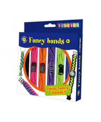 Fancy bands paracordset