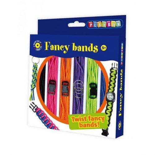 Fancy bands paracordset