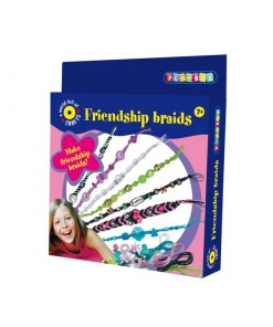 Pysselset vänskapsband