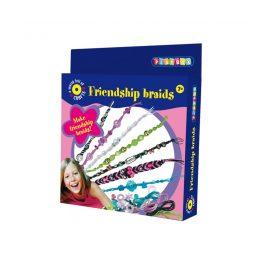 Vänskapsband - pysselset från Playbox