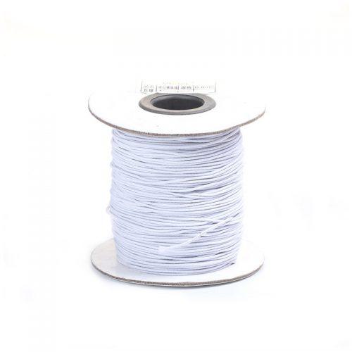 Elastiskt tråd/snodd 100 meter 0,8 mm