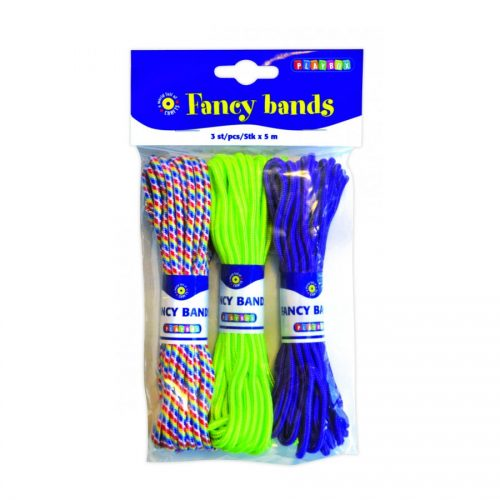 Paracord Fancy bands set 5 från playbox