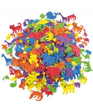 Mjuka djur 500 st från Playbox