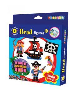 Pärlset med pirater - Pyssel från Playbox