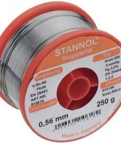 Lödtråd Sn60/Pb40 1000 g 1.00 mm