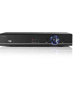 CCTV-inspelare, sats | 4x kameror ingår | Full HD | 1 TB hårddisk ingår
