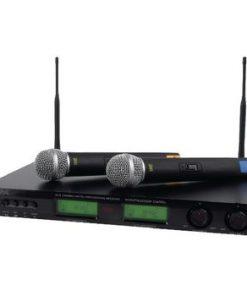 16-Kanaler Trådlös Mikrofon 863 - 865 Mhz