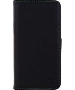 Telefon Gelé Plånboksfodral Sony Xperia E5 Svart