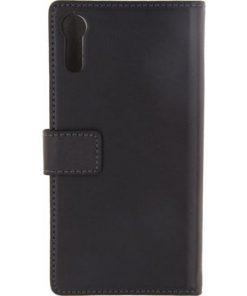 Telefon Gelé Plånboksfodral Sony Xperia XZs Svart