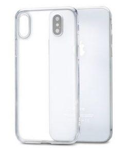 Telefon Slimmat Geléskal Apple iPhone X/Xs Transparent
