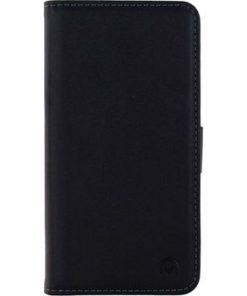 Telefon Klassiskt Gelé Plånboksfodral Samsung Galaxy S9+ Svart