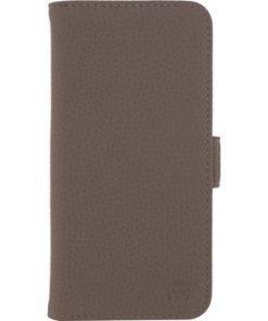 Telefon Classic Plånboksfodral Samsung Galaxy S9+ Taupe