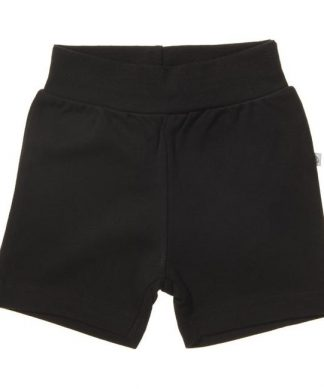 Barn shorts 100% bomnull - MyOnly - svart