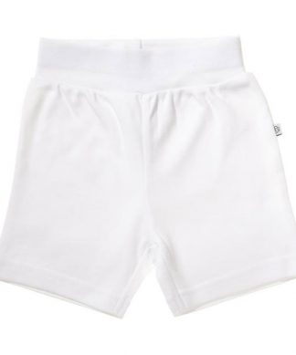 Barn shorts 100% bomnull - MyOnly - vit