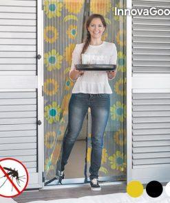 Myggnät - Insektsgardin med magnet för dörrar - Deco