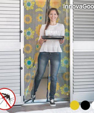 Myggnät med magnet för hem och trädgård