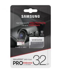 Samsung MicroSD PRO Endurance 32GB