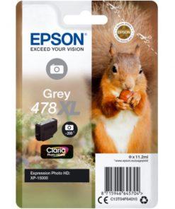 Epson Bläck 478XL Grå