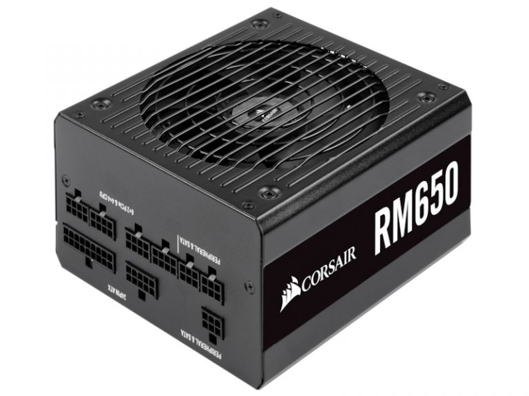 Corsair RM650 650W PSU