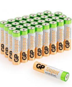 GP Super Alkaline AAA Batteri