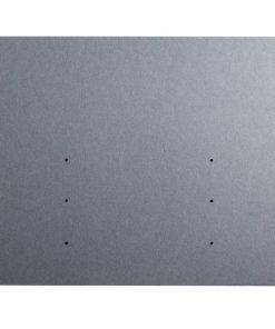 Skiljevägg för skrivbord 75x60 cm
