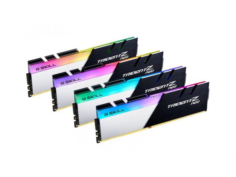 G.Skill Trident Z Neo DDR4 RGB 32GB 3200