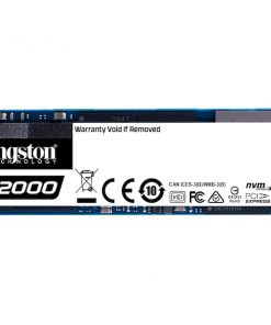 Kingston A2000 1TB NVMe M.2 SSD