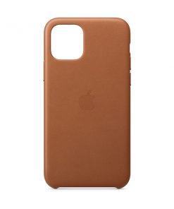 Apple läderfodral, Brun