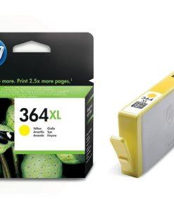 HP Bläck 364XL Gul