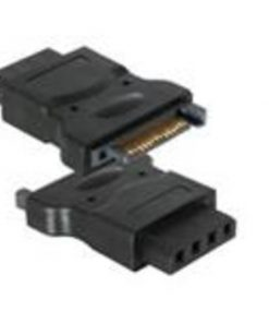 Adapter 4 pin molex till 15 pin SATA
