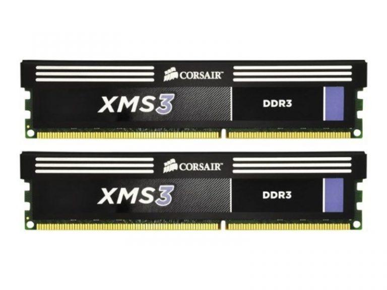 Corsair XMS3 DDR3 1600MHz 8GB