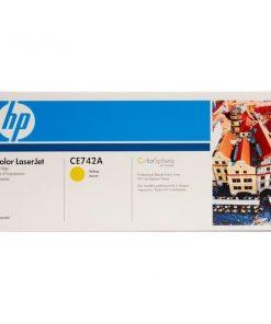 HP Toner 307A Gul