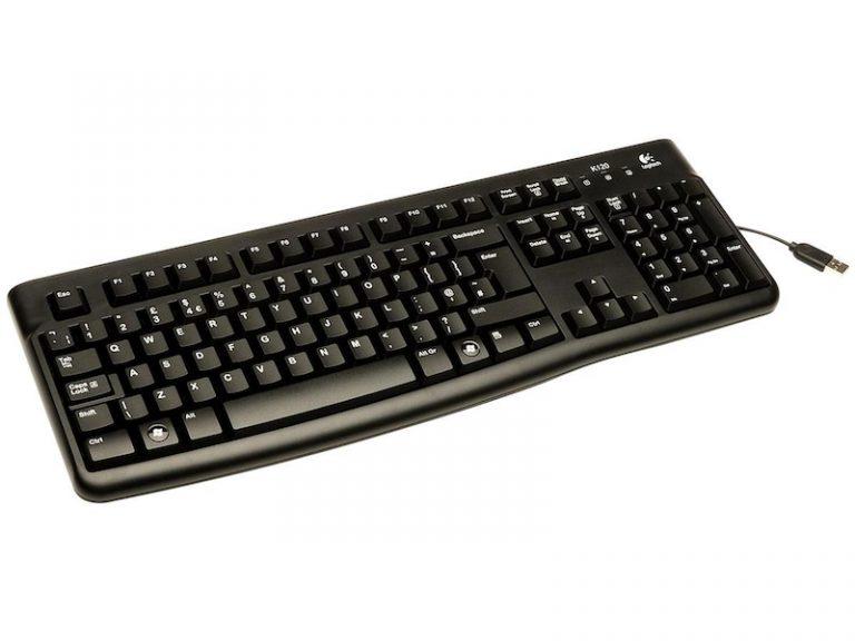 Logitech K120 Tangentbord för Business