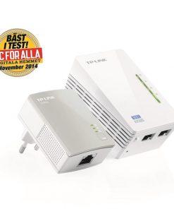 TP-LINK TL-WPA4220KIT WiFi Powerline Kit