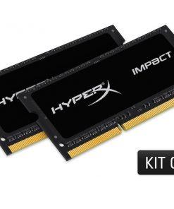 HyperX Impact DDR3L 1600MHz 16GB SODIMM