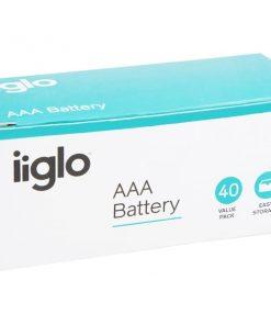 iiglo AAA Batteri