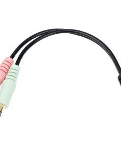 iiglo ljudkabel 2 x miniJack till miniJa